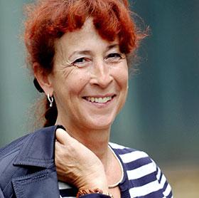 Vorstandsmitglied Andrea Ruch-Erdle | EPp_Forum Bayreuth