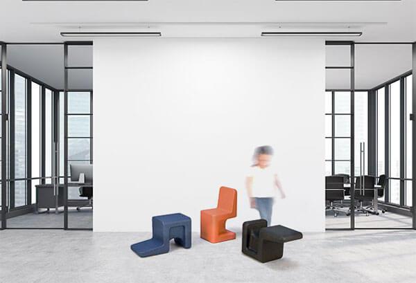 Sitzmöbel aus expandiertem Polypropylen | EPP-Forum Bayreuth
