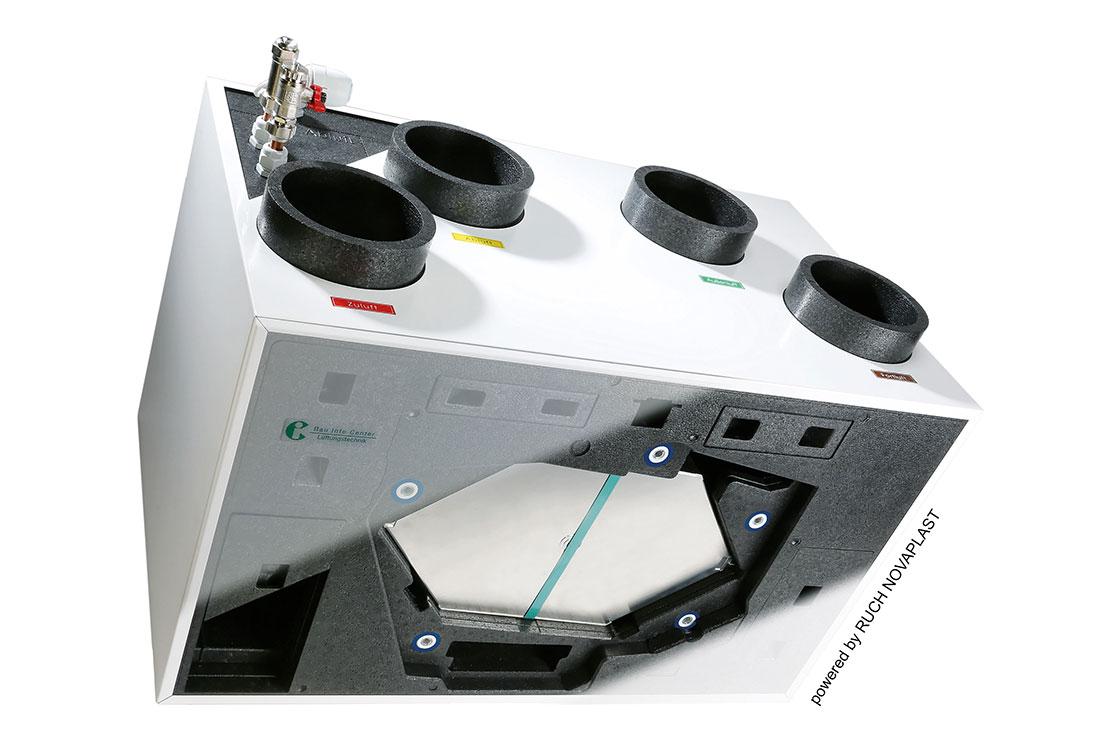 Isoliergehäuse aus expandiertem Polypropylen | EPP-Forum Bayreuth