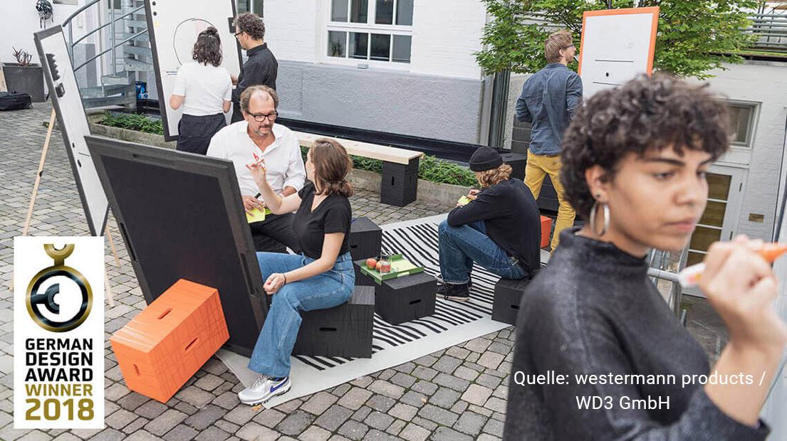 Xbrick – Möbel aus expandiertem Polypropylen   EPP-Forum Bayreuth
