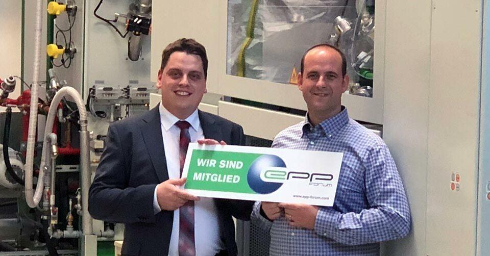Unser Mitglied Erlenbach Machines GmbH | EPP-Forum Bayreuth